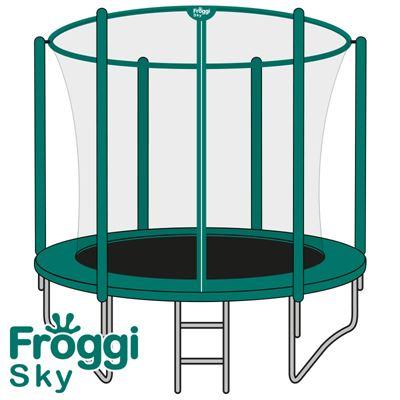 Pratique du trampoline